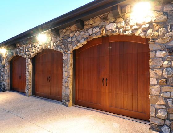 Clopay Reserve Door Oak