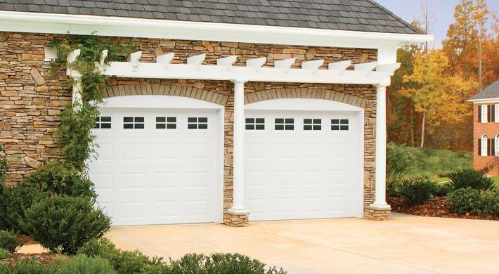 Garage Door Windows Steel Short panel