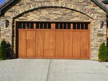 The Reunion Custom Wood Door