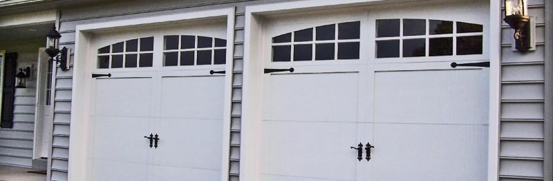 Garage Door Window Options in Denver