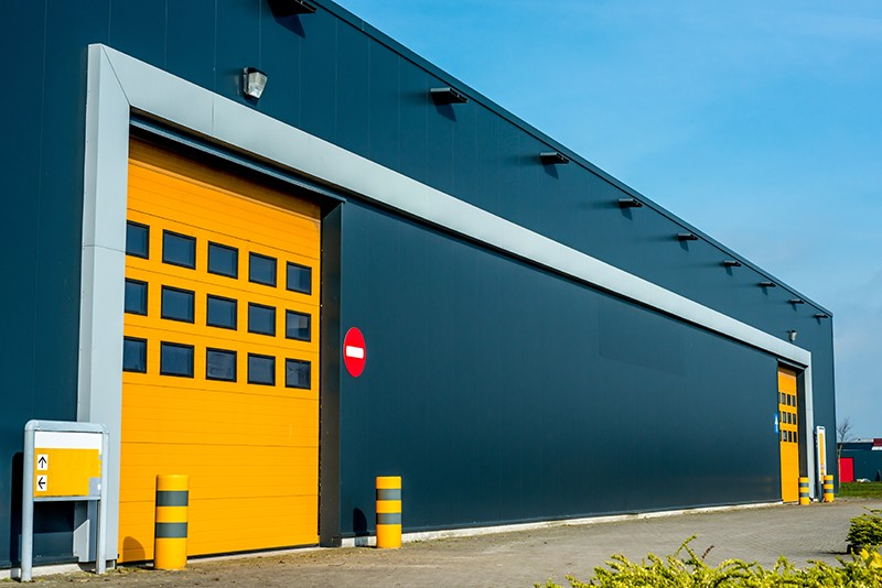 Premium Commercial Garage Doors