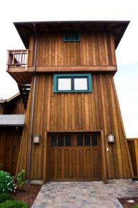 Colorado Overhead Door Co. Custom Wood Doors