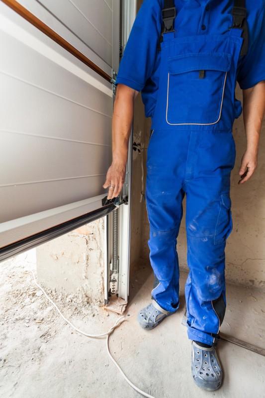 Garage Door amp Spring Repair In Denver Colorado Overhead
