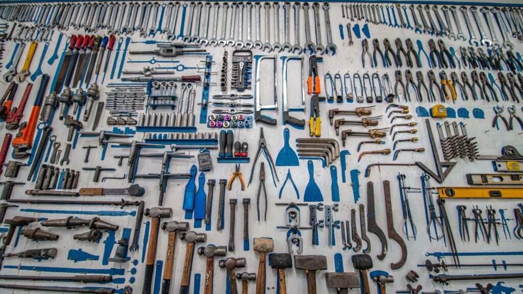 Cleanliness and organization are crucial to keeping your garage in pristine condition.