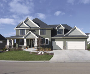 A double garage door house requires regular tests and frequent maintenance.