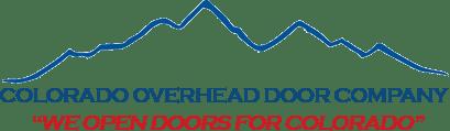 COHD Logo Colorado Overhead Doors