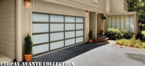 Clopay Avate Garage Door