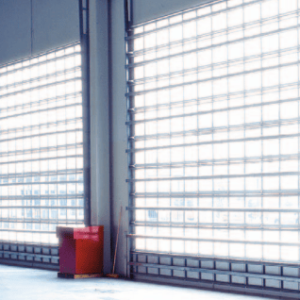 Alluminum Full view Commercial door