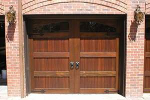 Wooden Garage Doors in Denver,Co