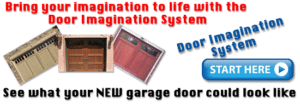 Garage Door Imagination System