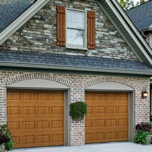 Colorado's garage doors