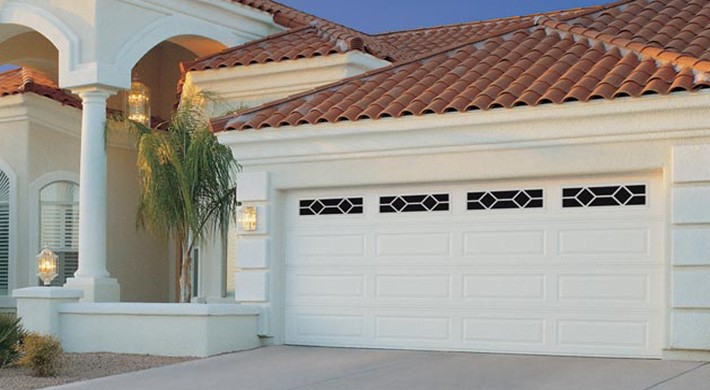 Steel Insulated Garage Doors
