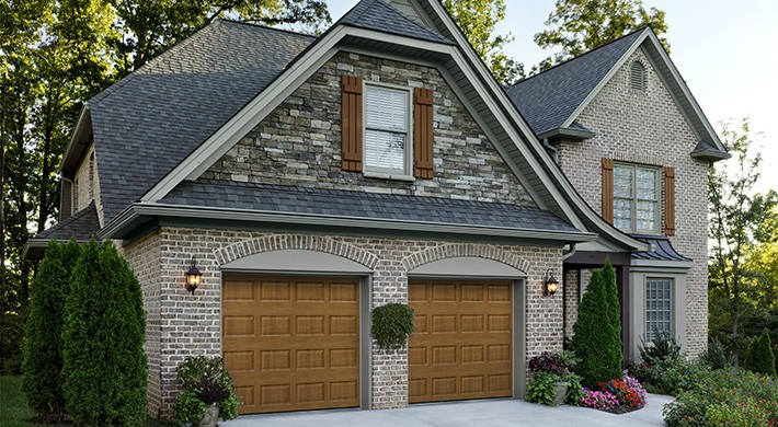 Custom Wood Garage Doors in the Front Range