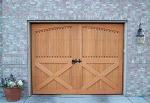 The Trinidad Custom Wood Door