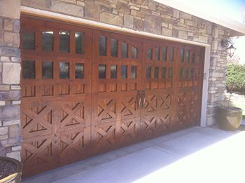 The Vail Custom Wood Door