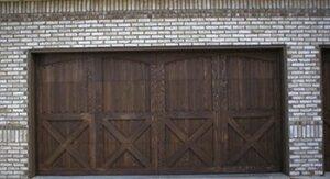 Trinidad custom Wood Door Dark