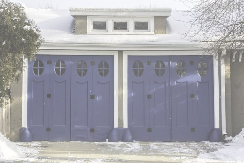 Maintenance Tips  for Your Garage Door