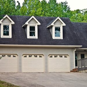 benefits of a garage door with windows