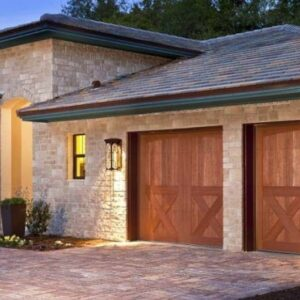 Advantages of a Wooden Garage Door