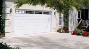 Composite Garage Door by Amarr