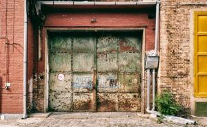 need a new garage door