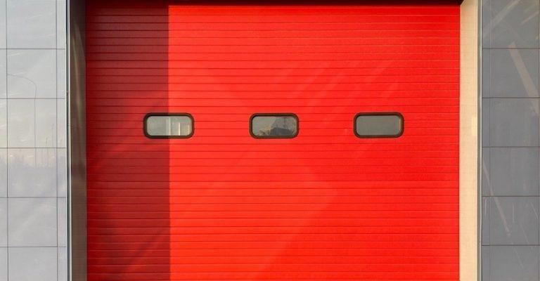Colorado Garage Doors_commercial steel