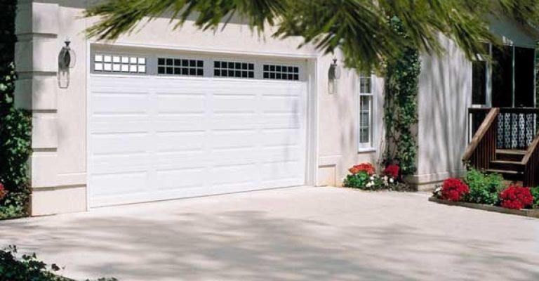 Avoiding Garage Door Damage